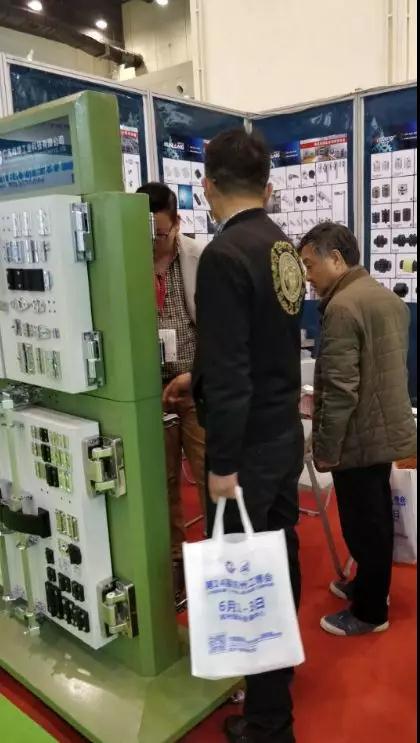 2018年3月23日郑州国际展会 (1)