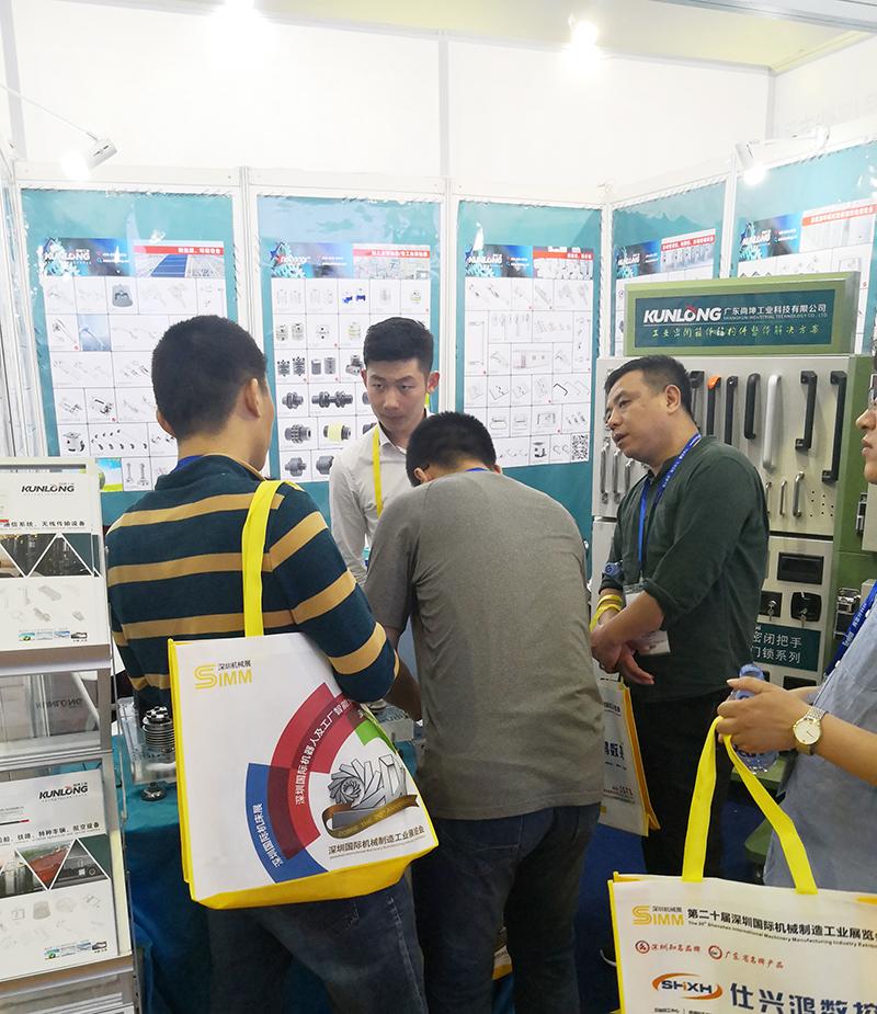 2019深圳机械展会 (2)